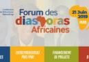 Forum des diasporas africaines: Bientôt la deuxième édition