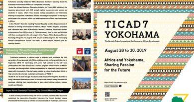 Coopération Japon-Burkina: L'ambassadeur du japon invite les hommes d'affaires burkinabè à participer massivement à la TICAD7
