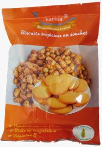Biscuits tropicaux en souchet