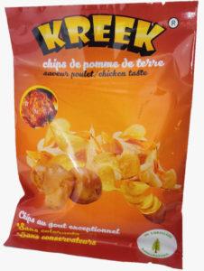 Chips de pomme de terre