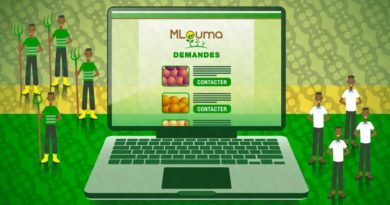 Mlouma: La plate-forme web sénégalaise qui connecte producteurs agricoles et acheteurs