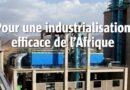 Semaine de l'industrialisation africaine: Inciter les pays à s'engager dans le processus industriel et mobiliser l'appui international en faveur du développement industriel de l'Afrique