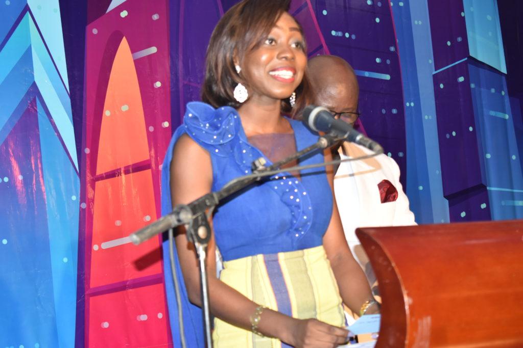 Marietou DAO, présidente du Comité d'Organisation