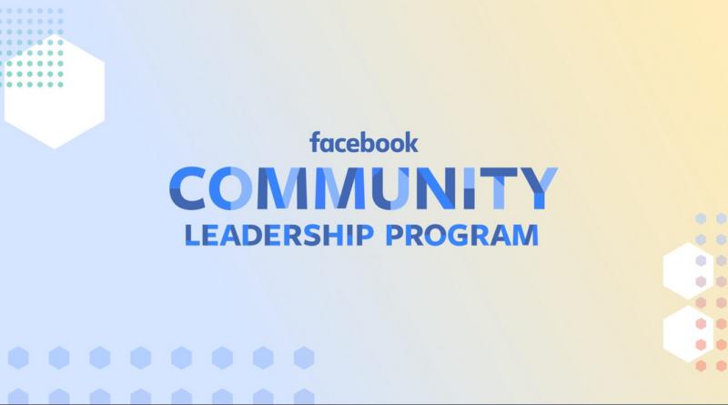 Facebook: Programme d'accélération Community 2020
