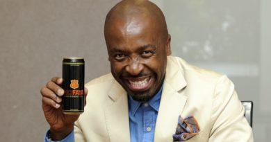 Sbusiso Leope, fondateur des boissons MoFaya