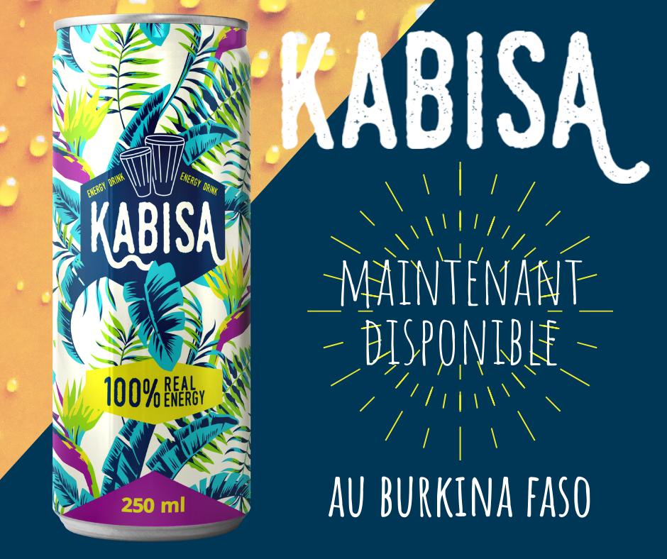 Entrée officielle de la boisson, au Burkina Faso