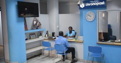 Accueil, Chronopost Burkina