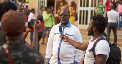 Honoré Bambara, Délégué Général de Miss Universités Burkina Faso