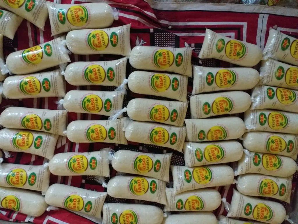 Agbodjama gros ou petits grains à 600 F CFA/ paquet