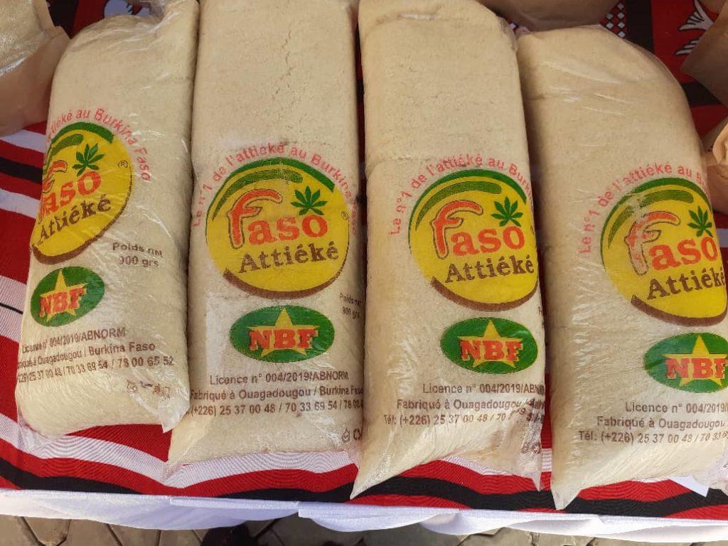 Agbodjama gros ou petits grains à 700 F CFA/ paquet
