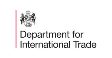 Logo Department for International Trade