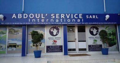 Siège de Abdoul Service International