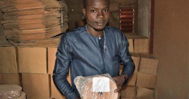 Abdoul Latif Ouédraogo, promoteur de AFABLE