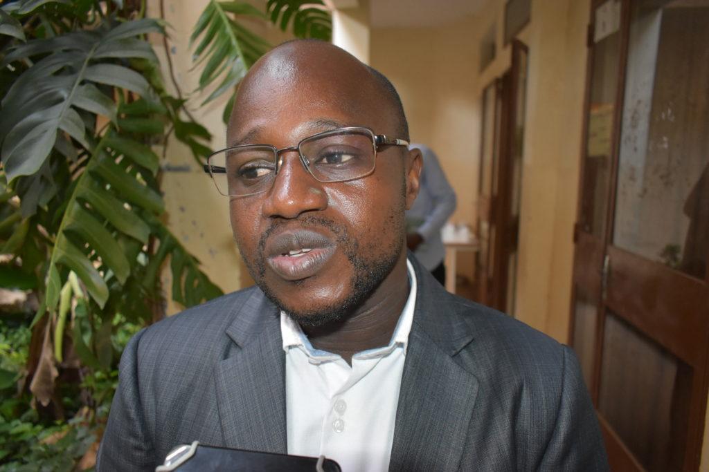 Abdoul Karim Sawadogo, président Exécutif 2020 de la JCI Ouaga Etoile