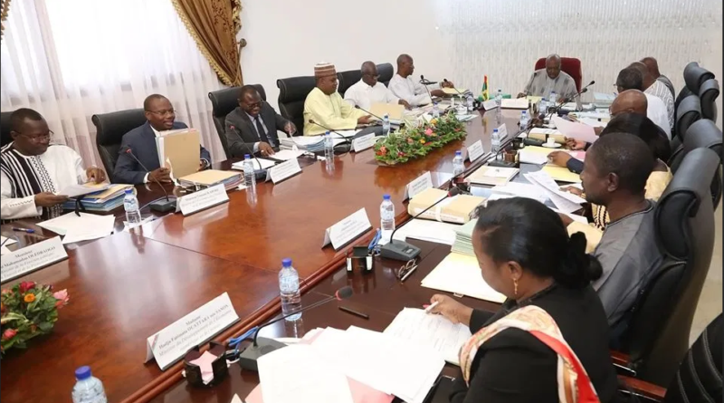 Conseil des ministres du 18 06 2020