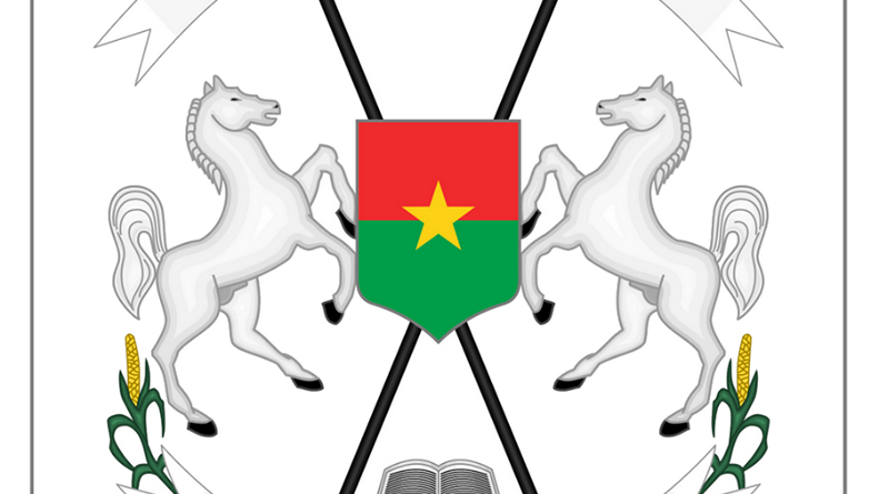 Armoiries du Burkina Faso