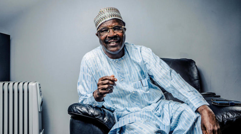 Baba Ahmadou Danpullo CP: Le Point