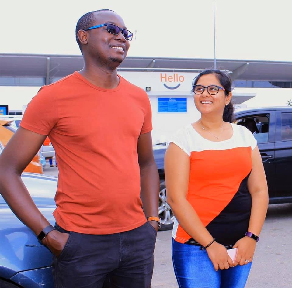 Le couple derrière Agribusiness Shop