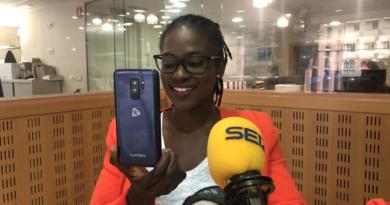 Fadima Diawara, fondatrice de la marque Kunfabo