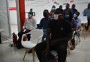 Vue partielle des participants à la formation