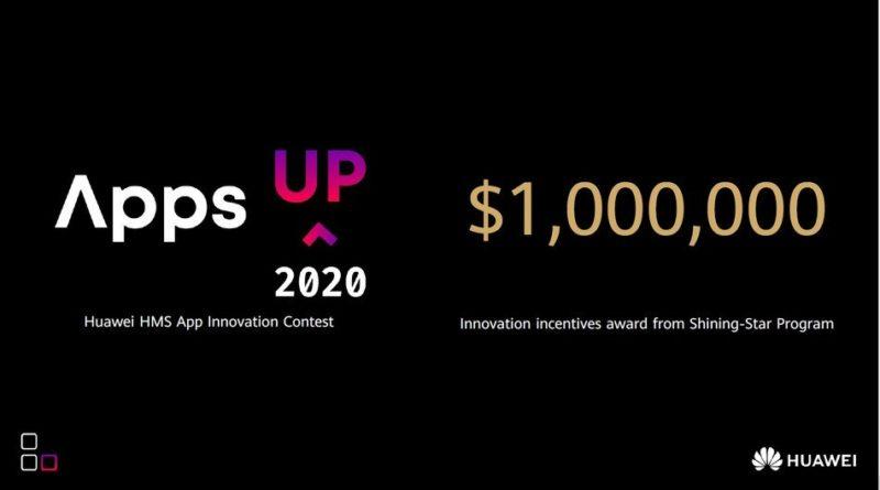 Huawei HMS App 2020 : 1 million USD remporter