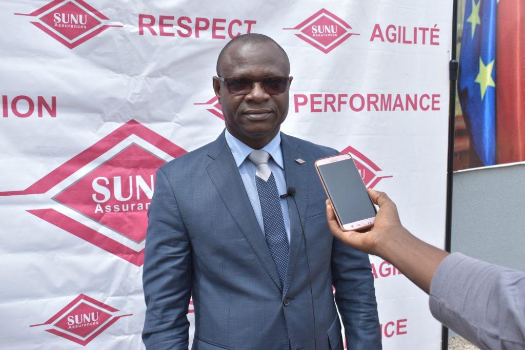 Jean-François KAMBOU, Directeur Général de SUNU Assurances Vie Burkina Faso