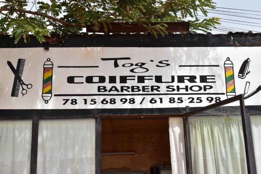 Comment contacter Tog's Barber Shop