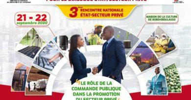 Burkina Faso: 3e Rencontre nationale Etat/Secteur privé