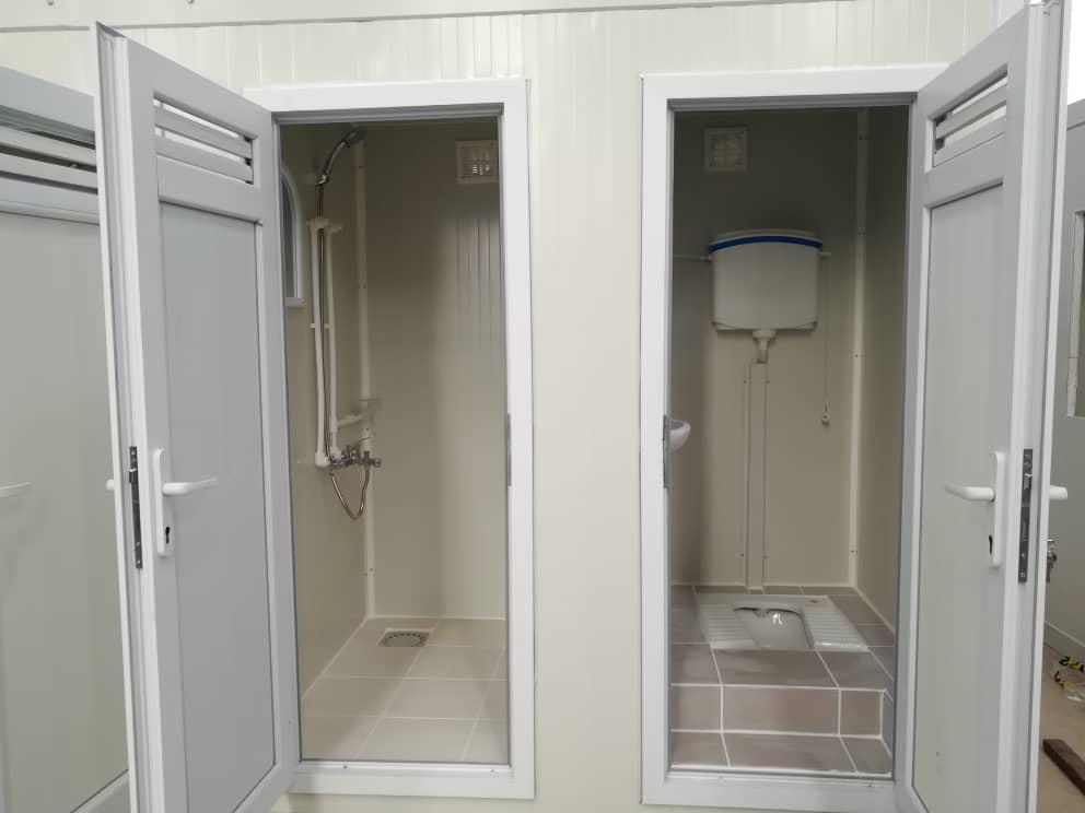 modèles de toilettes
