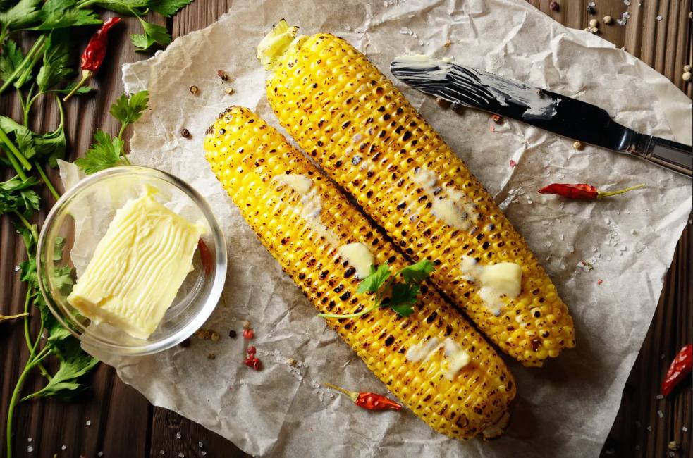 Le maïs peut être utilisé de plusieurs façons