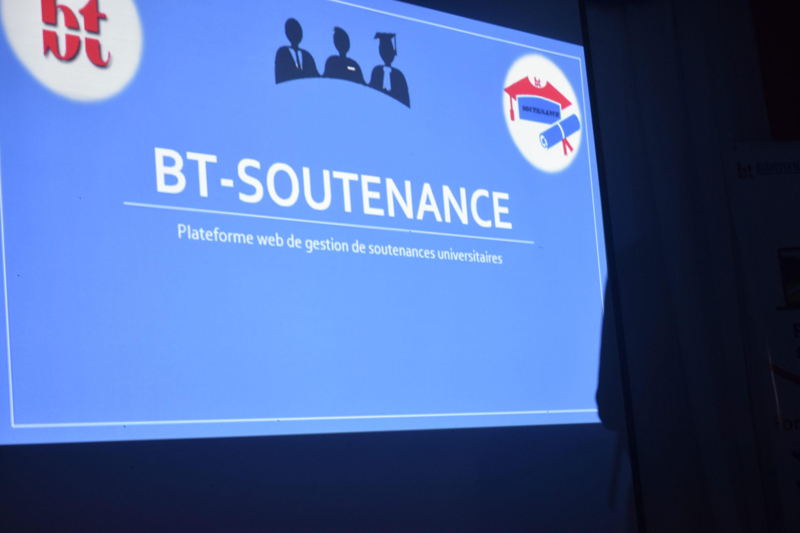 BT Soutenance