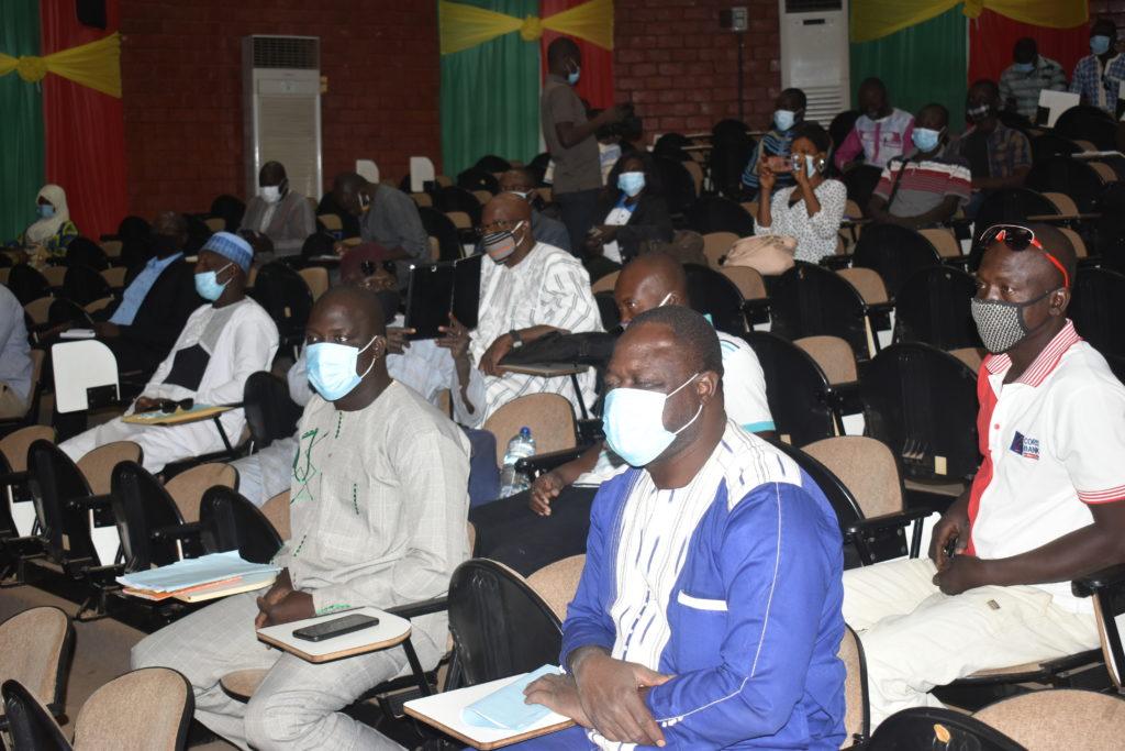 Aperçu des participants