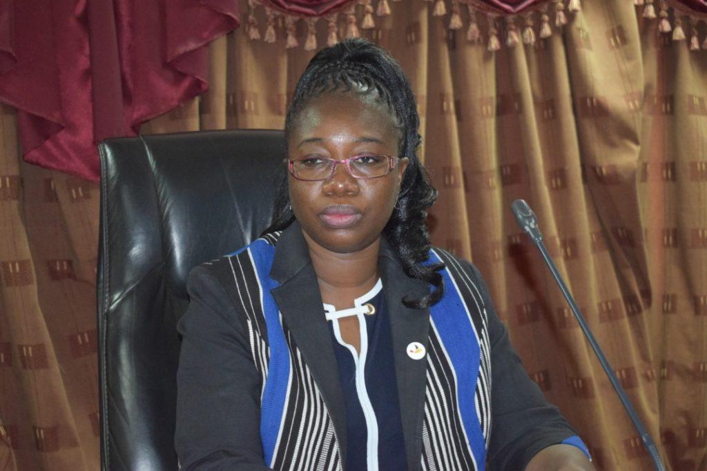 Edwige Zongo, conseillère stratégique à ENABEL